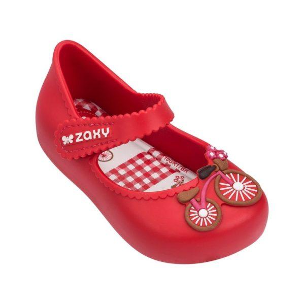 Baleriny dziecięce Nina ZAXY Tour Baby czerwone