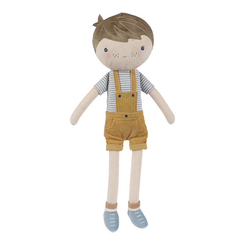 Lalka przytulanka Little Dutch Lalka Jim 50 cm