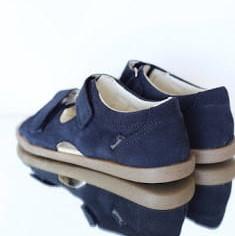 Sandały dziecięce Mrugała FLO blu 26-35