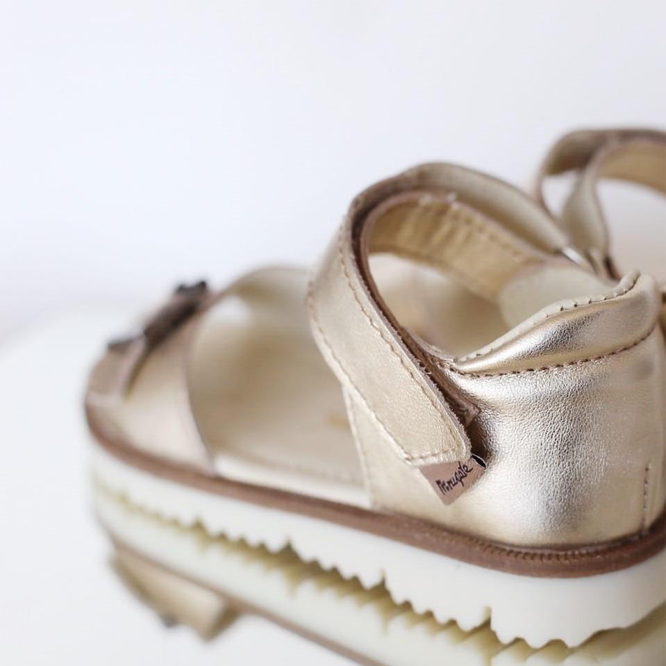 Sandały dziecięce Mrugała Mila oro 26-30