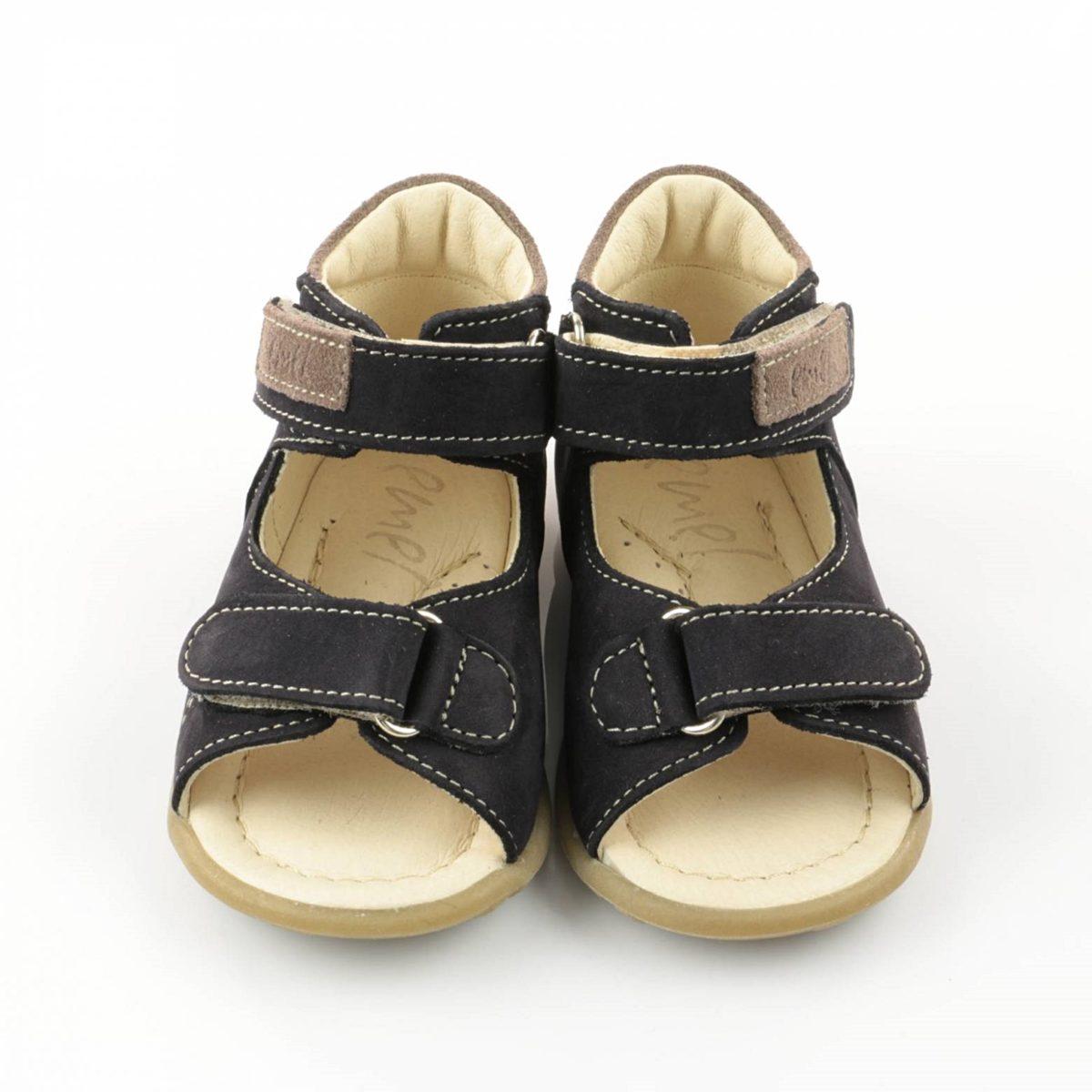 Sandały dziecięce na rzep Emel E2424-2