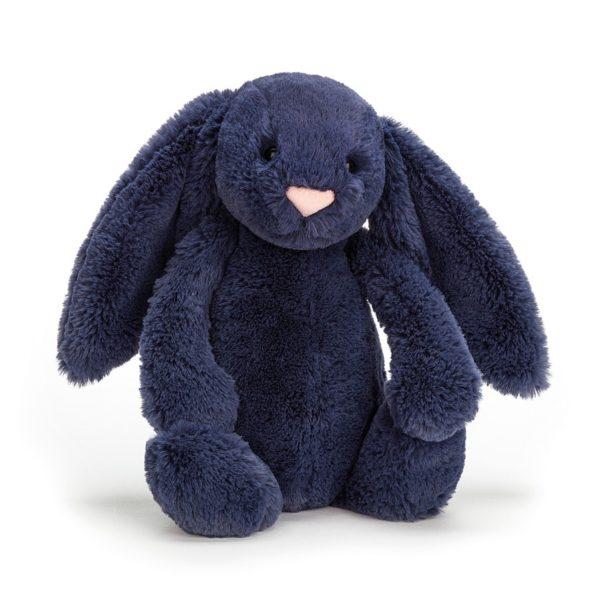 JELLYCAT pluszowy królik Navy 31 cm