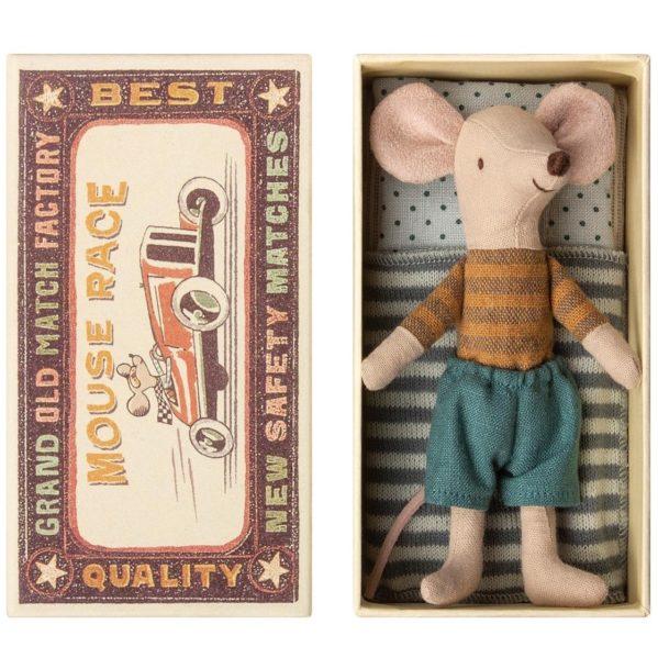 MAILEG myszka Big Brother Mouse w pudełku