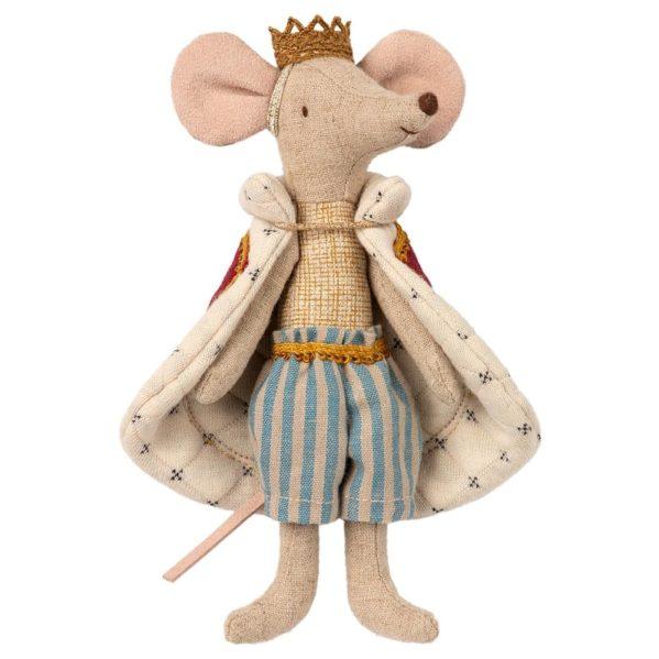 MAILEG myszka King mouse