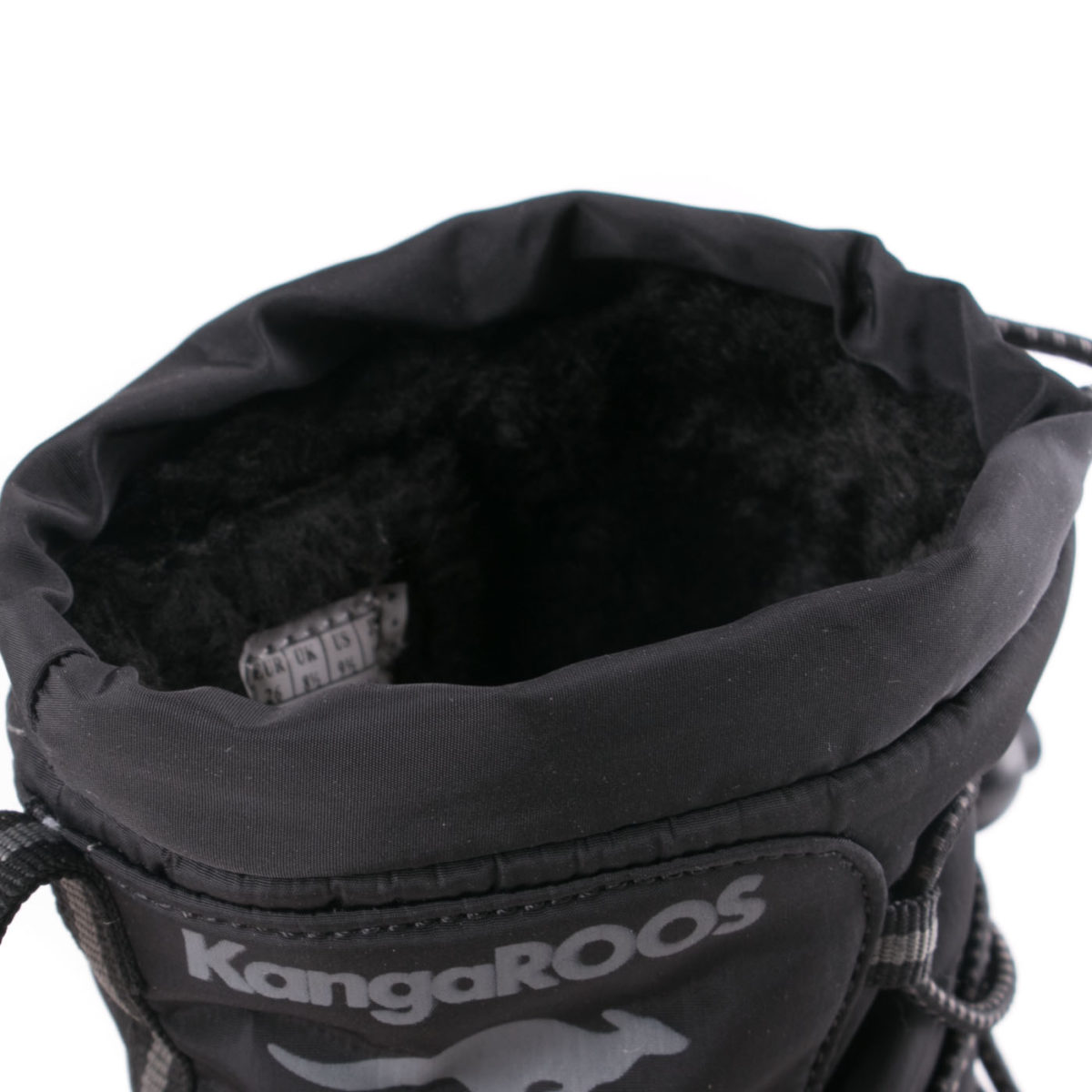 KangaROOS zimowe śniegowce Grey z membraną