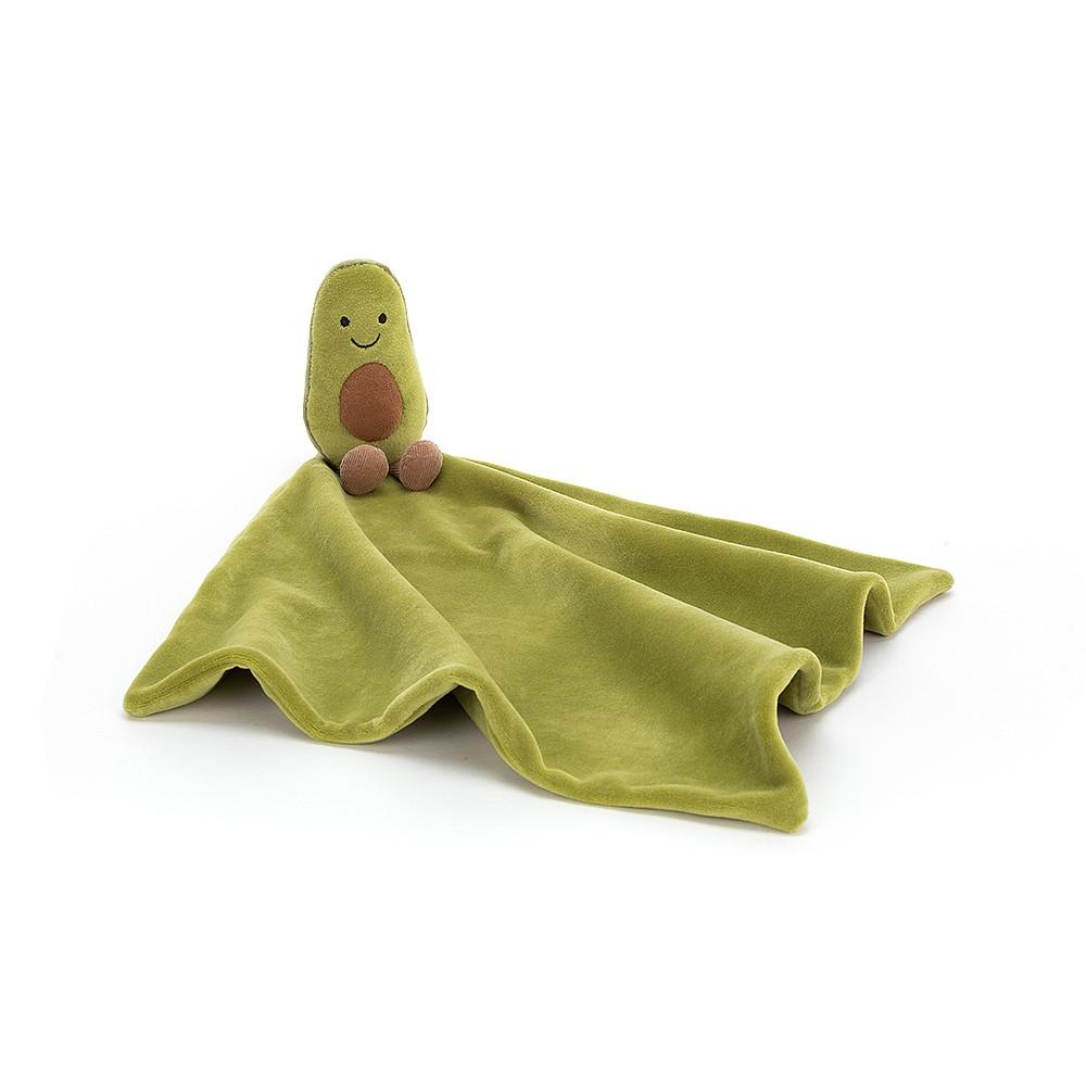 JELLYCAT Amuse Awokado szmatka przytulanka 34 cm