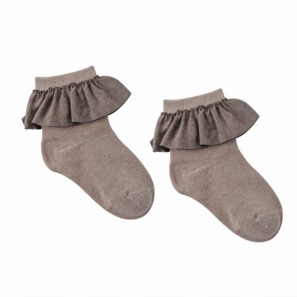 Skarpetki dziecięce Mama's Feet hiszpanki kolor Walencja