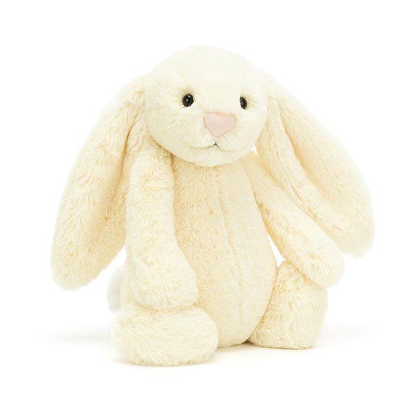 JELLYCAT pluszowy króliczek maślany ŻÓŁTY 31 cm
