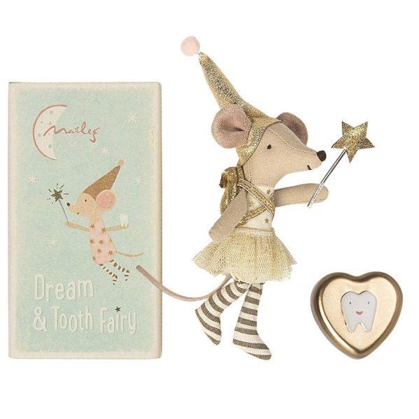 MAILEG myszka Wróżka Zębuszka - Tooth fairy Big sister