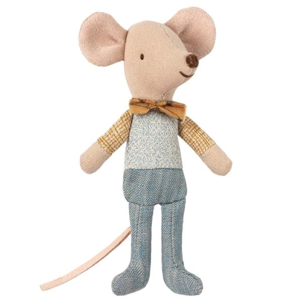 MAILEG myszka Little Brother Mouse in Box