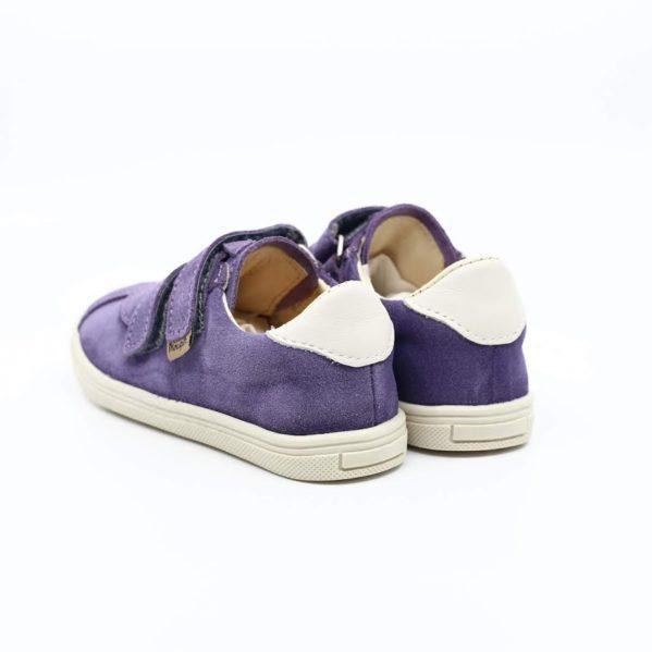 MRUGAŁA półbuty dziecięce HANA lavender 20-25