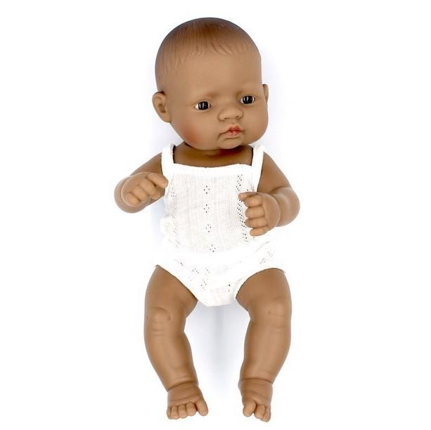 MINILAND lalka dziewczynka Hiszpanka 32cm