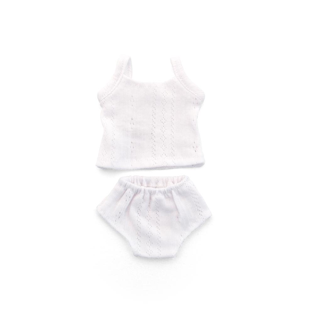 MINILAND ubranko bielizna dla lalki 32cm