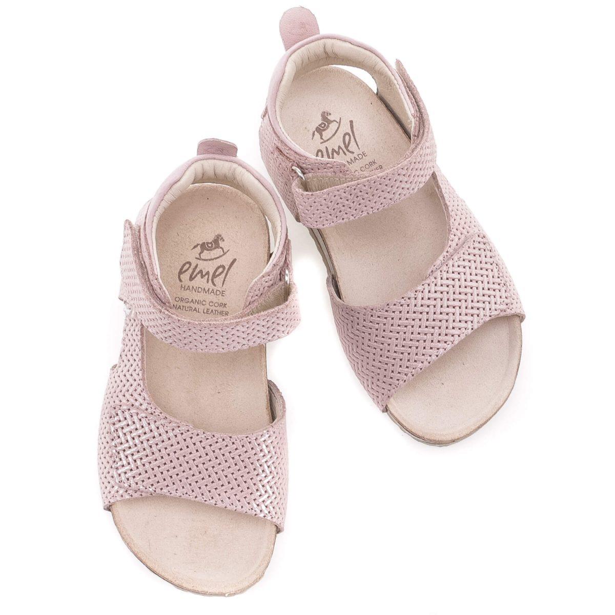 EMEL sandały dziecięce fusbet MALUCHY E 2509A-5