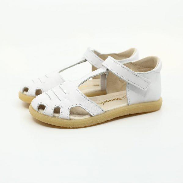Mrugała sandał zabudowany Lola BIANCO 24-30