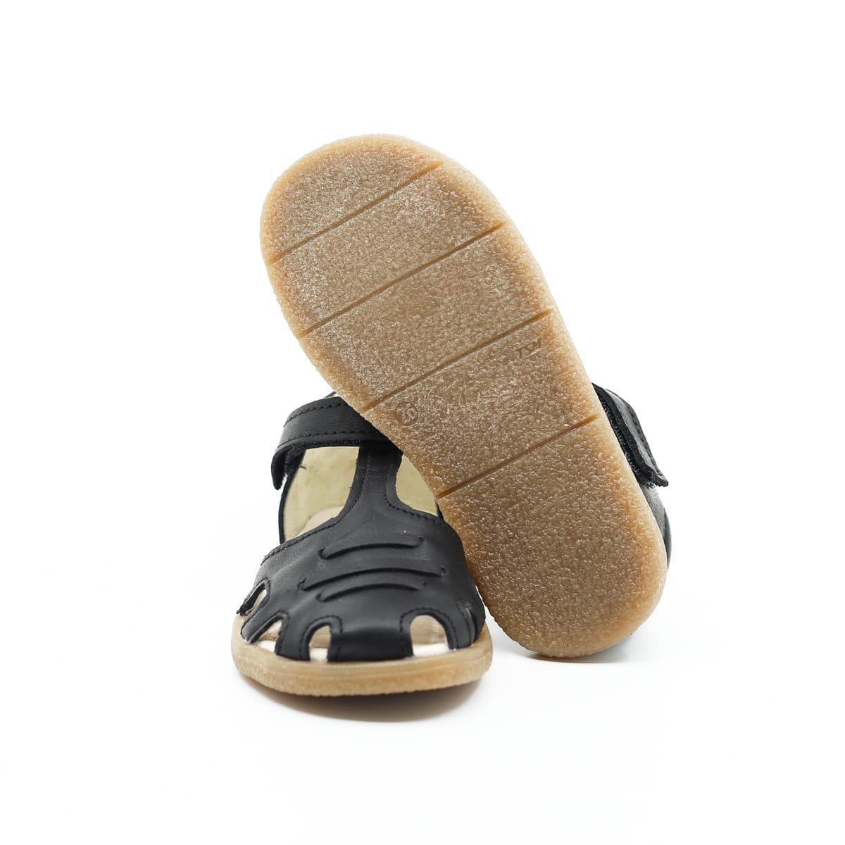 Mrugała sandał zabudowany Lola BLACK 24-30