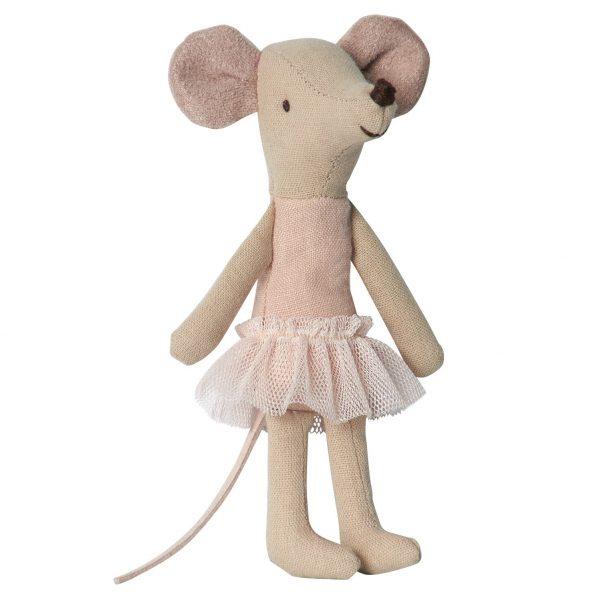 MAILEG myszka starsza siostra baletnica - Ballerina Mouse, Big Sister