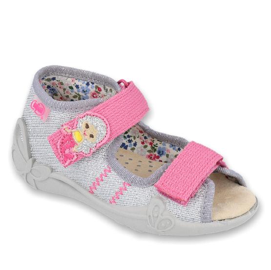 BEFADO sandały dziewczęce Papi 342P012