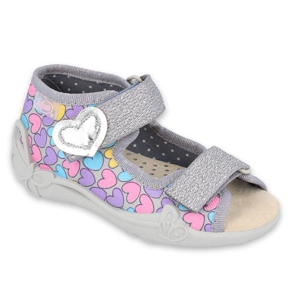 BEFADO sandały dziewczęce Papi 342P013