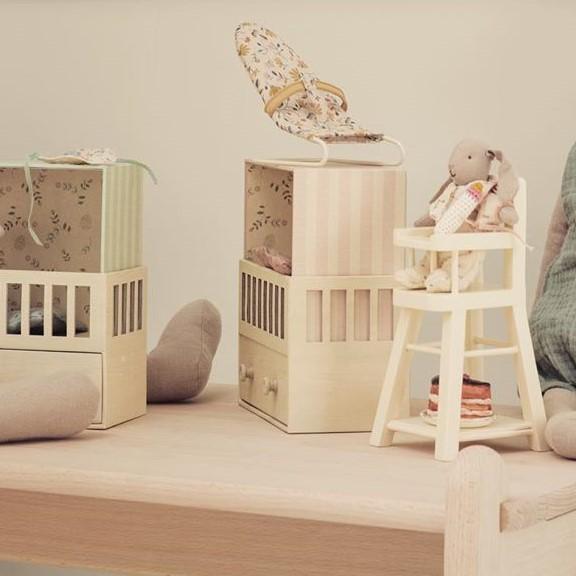 MAILEG króliczek Baby room w. Micro bunny