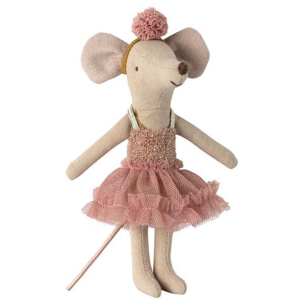 MAILEG myszka baletnica Mira Belle Dance mouse, Big sister