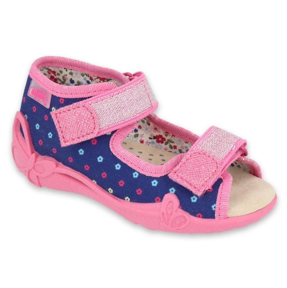 BEFADO sandały dziewczęce Papi 342P007