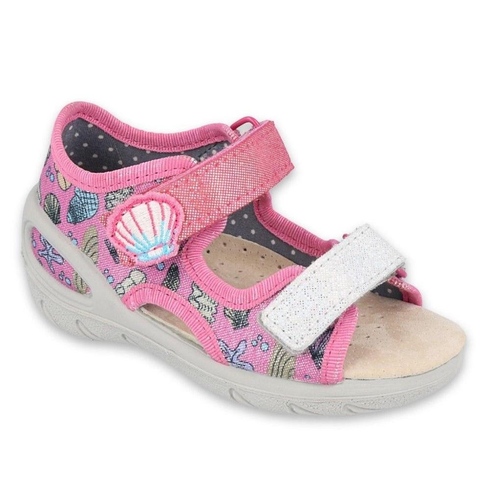 BEFADO sandały dziewczęce Sunny 065X134