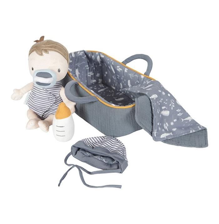 LITTLE DUTCH szmaciana laleczka dzidziuś Baby Jim 26 cm