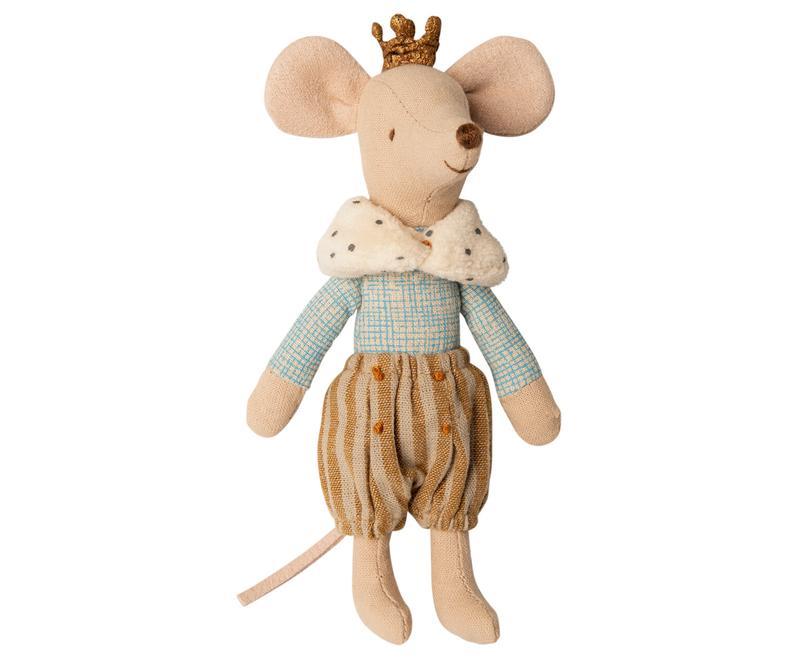 MAILEG myszka Książe Prince Mouse Big Brother chwalipietka