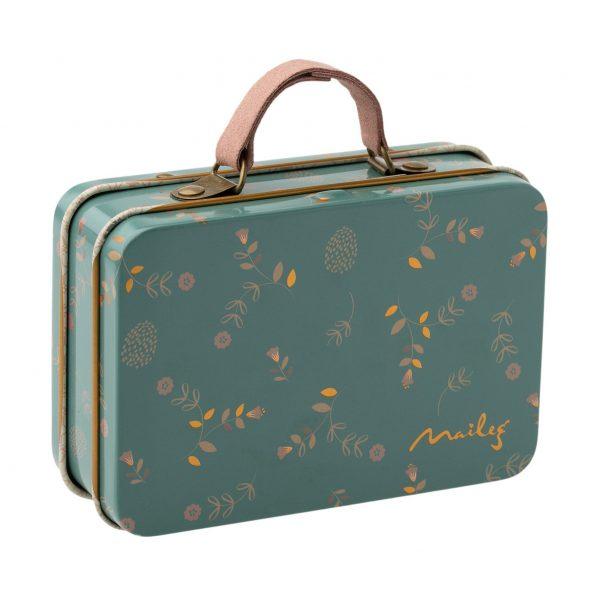 MAILEG metalowa walizka pudełeczko - Suitcase, metal Elia