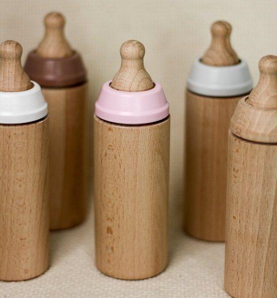 MINILAND butelka drewniana chwalipietka