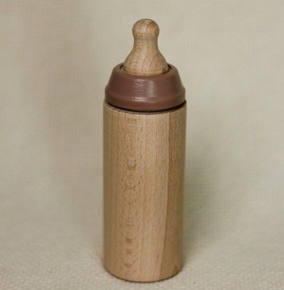 MINILAND butelka drewniana Frappe