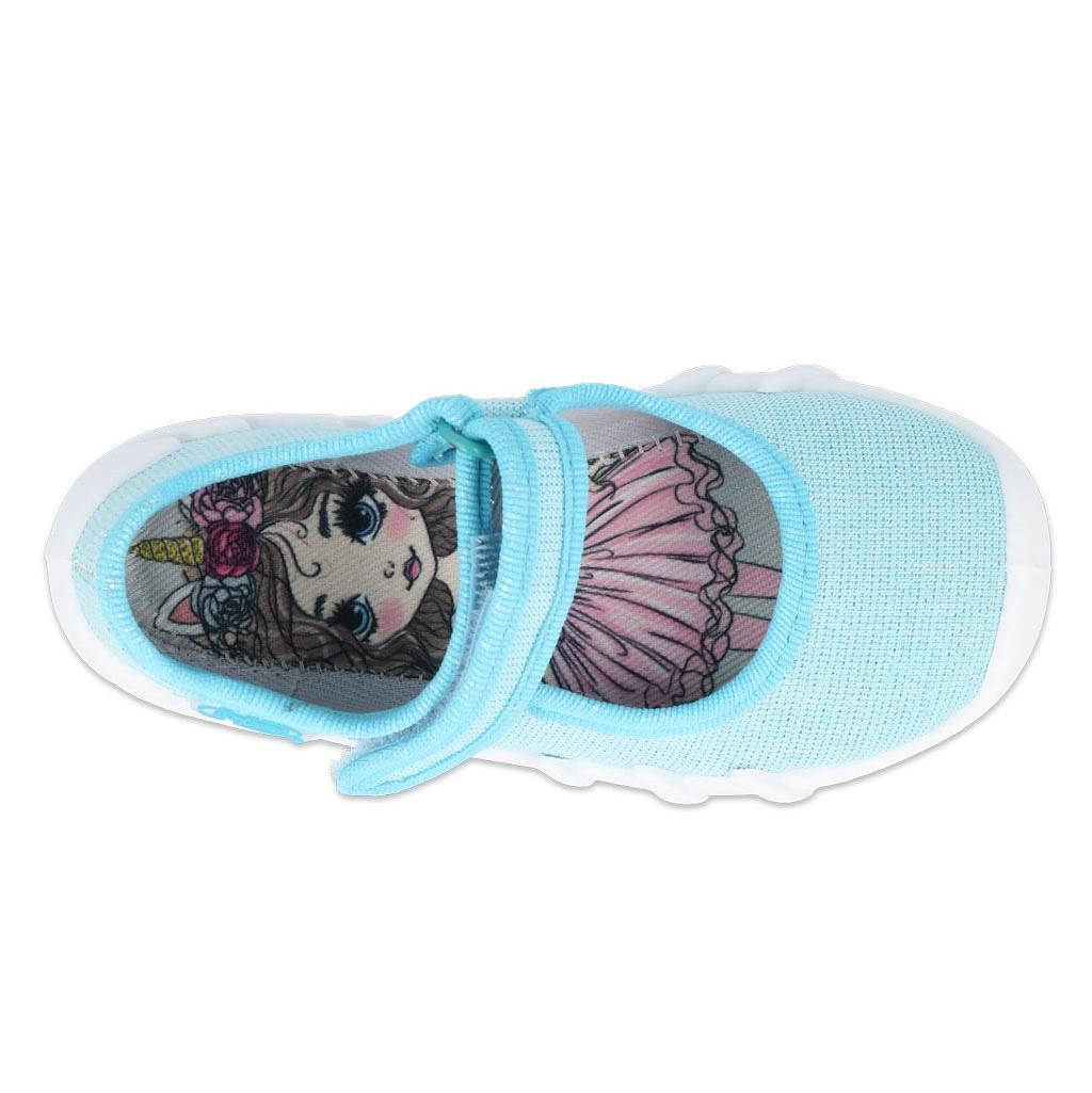 BEFADO kapcie balerinki dziewczęce Rozmarzona Hania 109P225