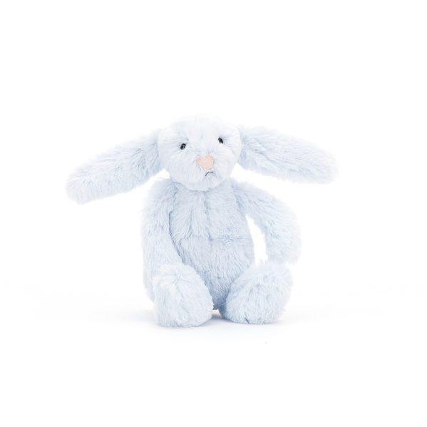 JELLYCAT przytulanka królik 13 cm niebieski