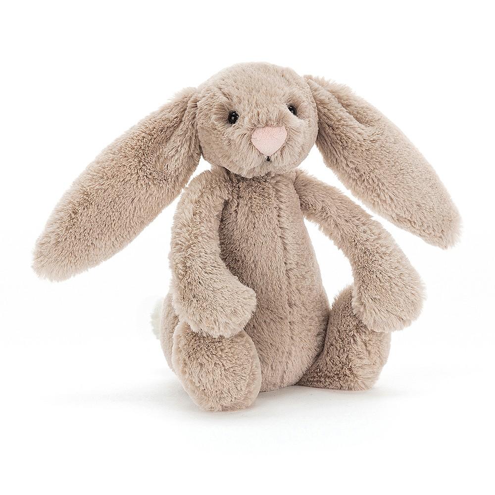 JELLYCAT przytulanka królik 18 cm beżowy