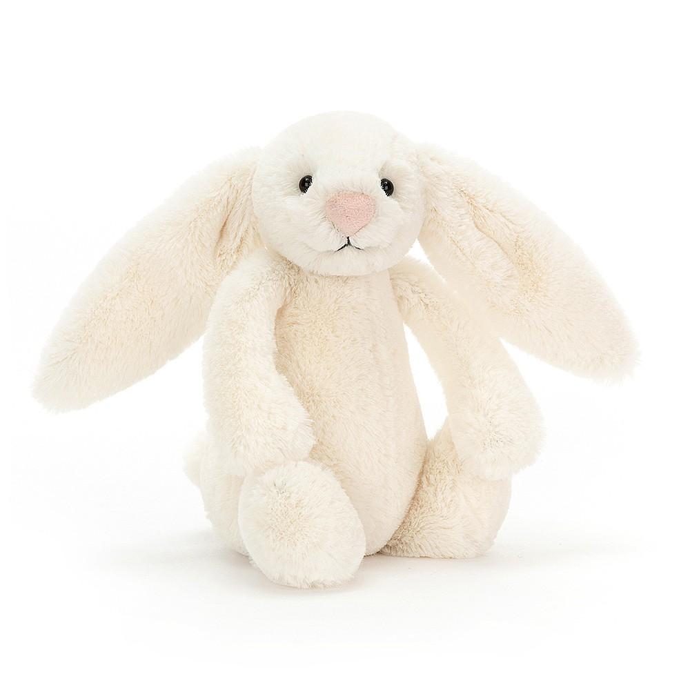 JELLYCAT przytulanka królik 18 cm kremowy