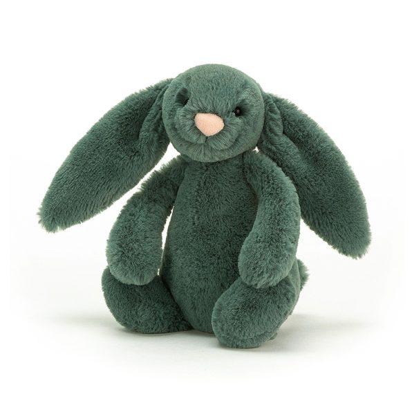 JELLYCAT przytulanka królik 18 cm zielony