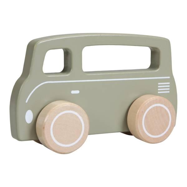 LITTLE DUTCH zabawka drewniane Autko Van
