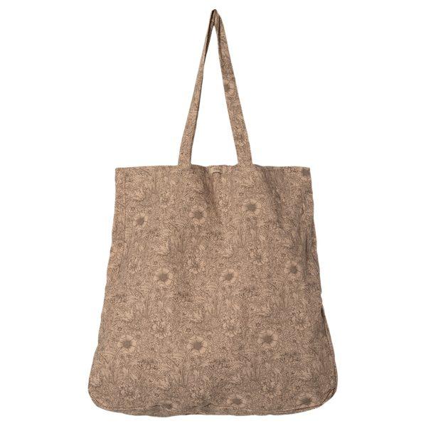 MAILEG Torba bawełniana 50 cm Tote bag Flowers Large
