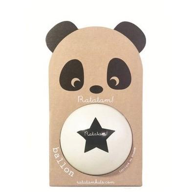 Ratatam - Piłka Panda White 12cm