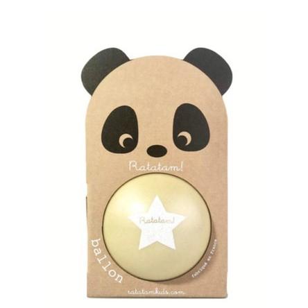 Ratatam - Piłka Panda Yellow 12cm