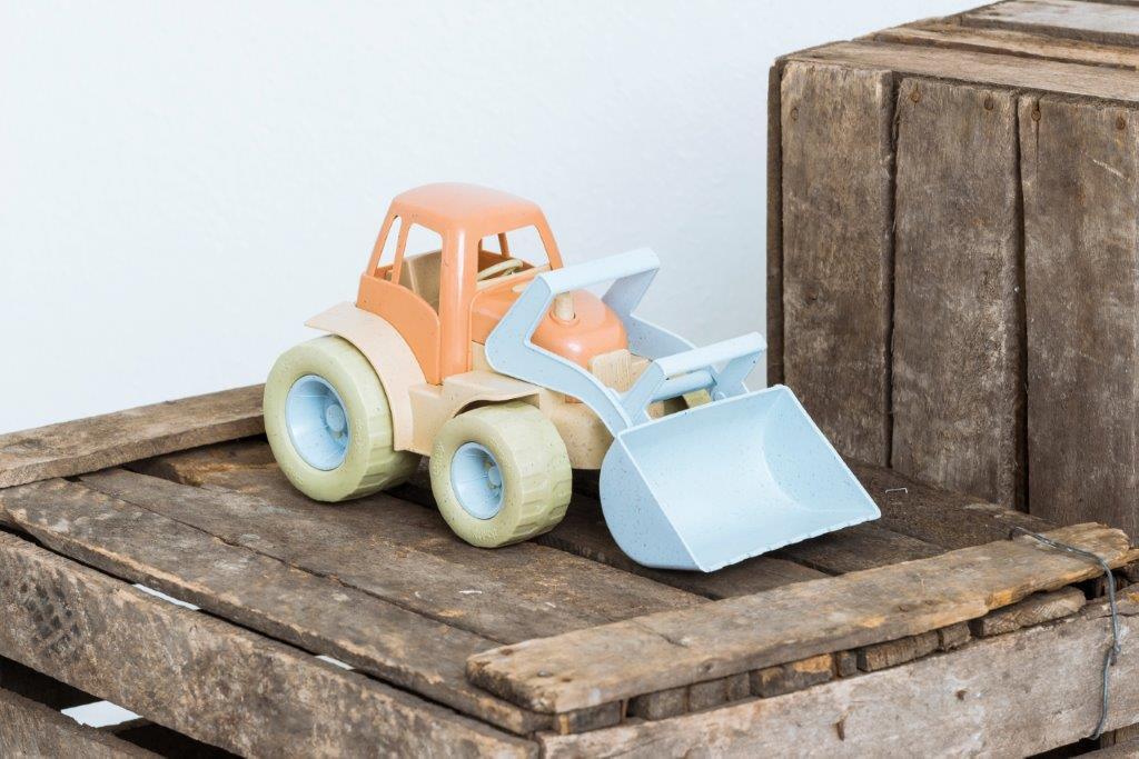 Zabawka BIOplastic traktor Dantoy