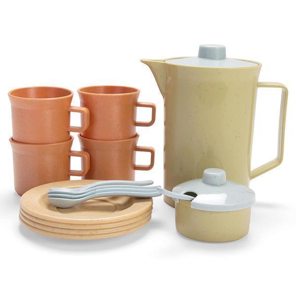 Zabawka BIOplastic zestaw kawowy Dantoy