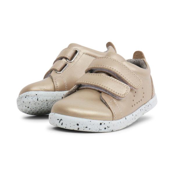 BOBUX I Walk Grass Court Gold buty dziecięce 23-26