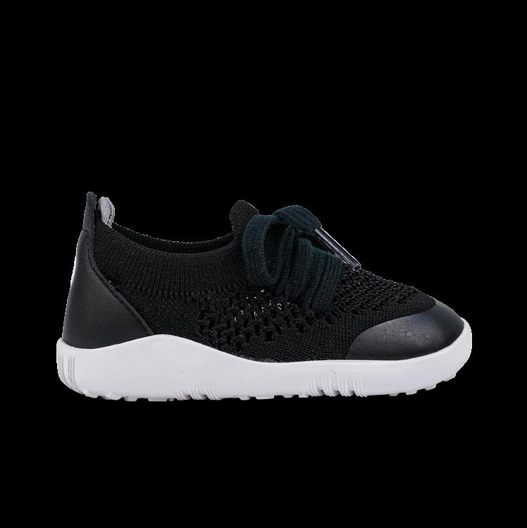 BOBUX I Walk Play Knit Black + Charcoal buty dziecięce 20-22 (3) — kopia