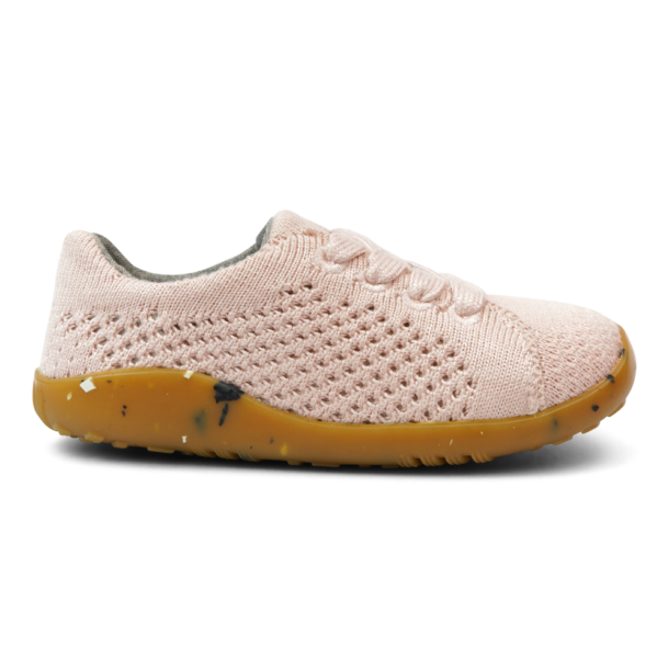 BOBUX I Walk Seedling Rosa - buty dziecięce WEGAŃSKIE 23-26