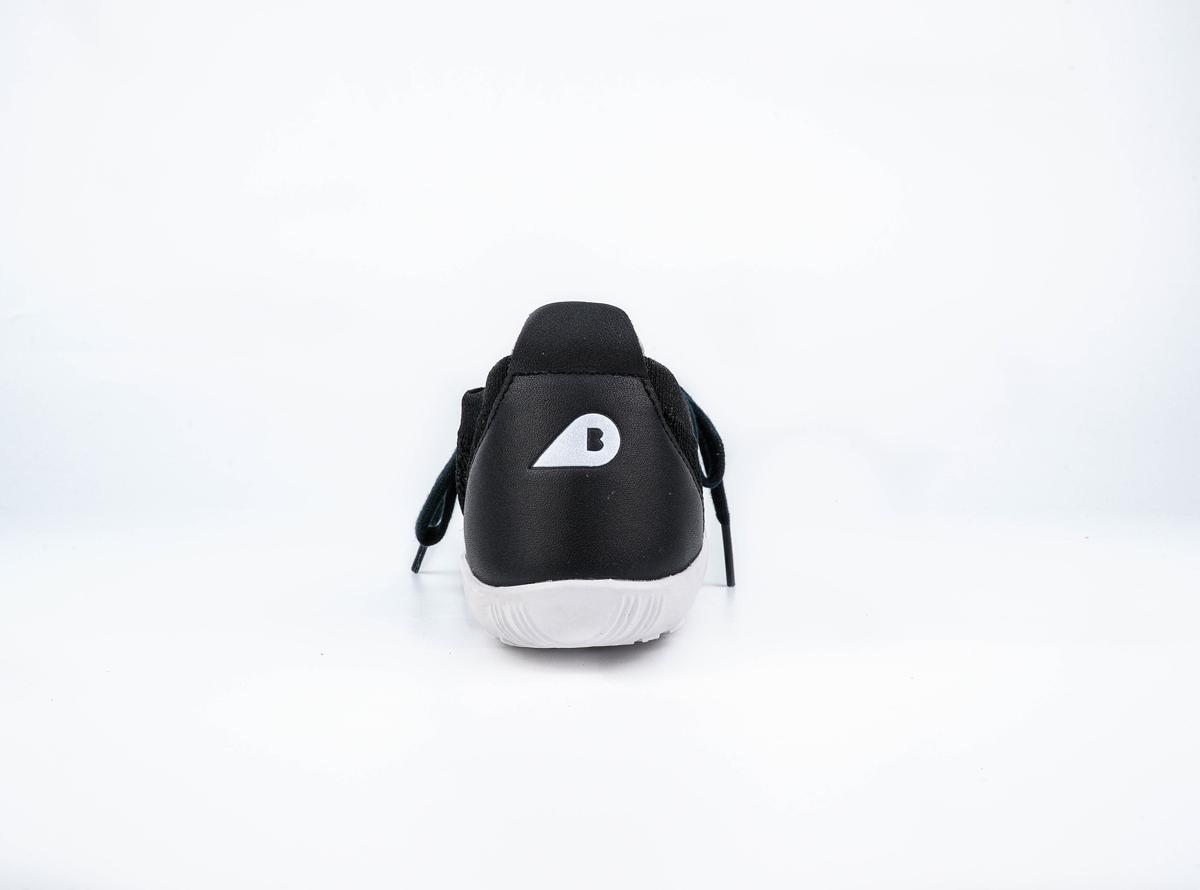 BOBUX Kid+ Play Knit Black + Charcoal buty dziecięce 27-30