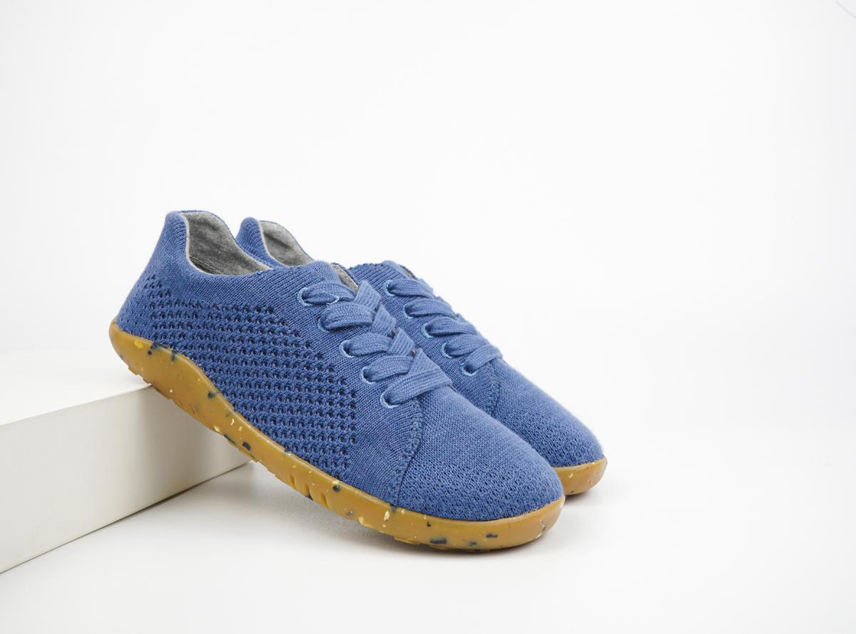 BOBUX I Walk Seedling Indigo - buty dziecięce WEGAŃSKIE 23-26