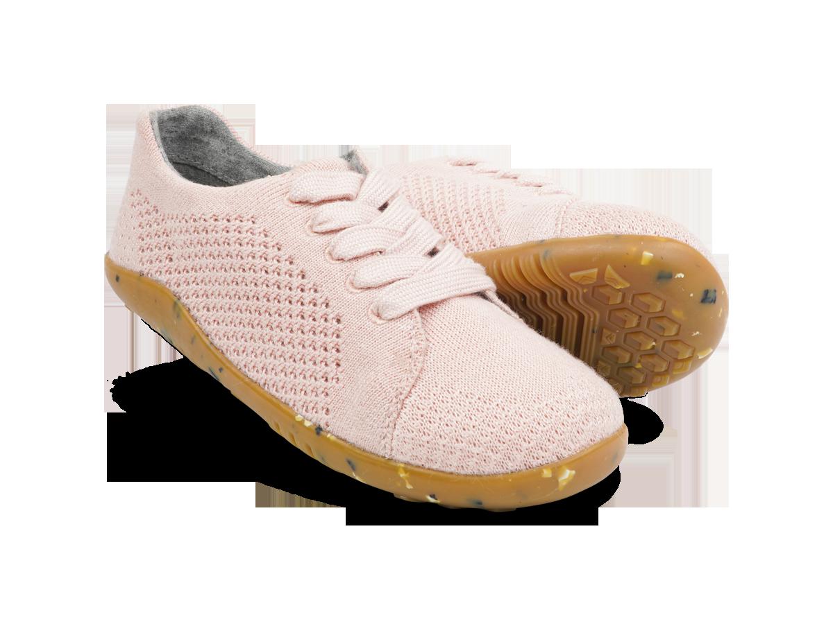 BOBUX Kid+ Seedling rosa - buty dziecięce WEGAŃSKIE 27-30