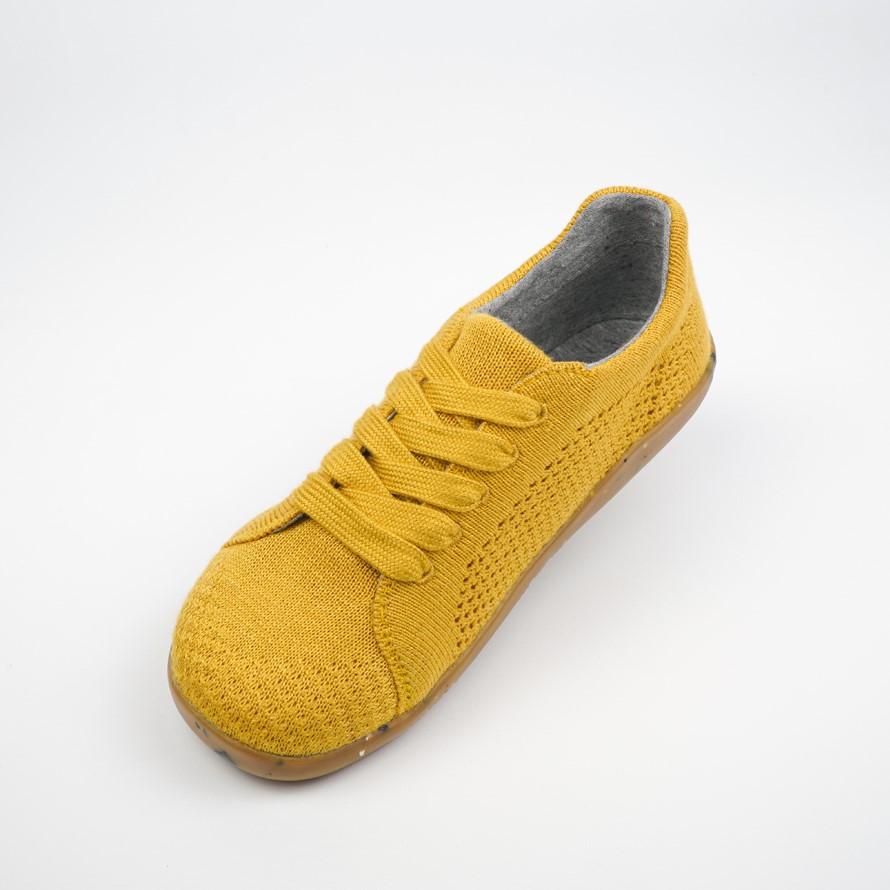 BOBUX Kid+ Seedling turmeric - buty dziecięce WEGAŃSKIE 27-30